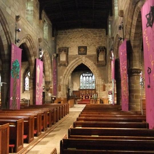 Church LED Energy Saving Lighting